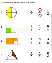 20 best fractions worksheets images on pinterest fractions