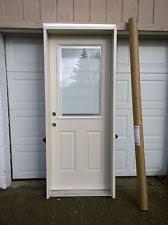 32 X 80 Exterior Door 32 Exterior Door Ebay