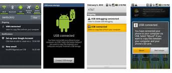 pc to android connect android device to pc with usb cable 7 data recovery software