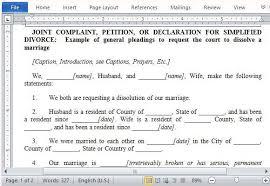 divorce templates template billybullock us