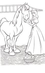 cinderella coloring pages wow com image results colorpages