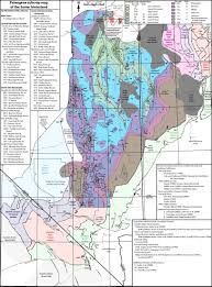 Map Of Northern Utah by Magnitudes And Spatial Patterns Of Erosional Exhumation In The