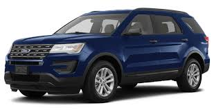 amazon com 2017 ford explorer reviews images and specs vehicles