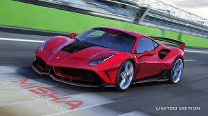 widebody cars what do you think of this wide body ferrari 488 top gear