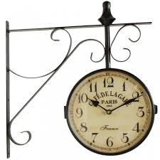 Pendule Murale Cuisine by Horloge Salon Design Vintage 3d Horloge Murale Chiffres Romains