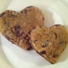 heart shaped cookies recipe gooey chocolate heart shaped cookies 2 7 5 13 votes