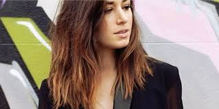 ombre hair growing out grown out roots here s how to embrace them huffpost