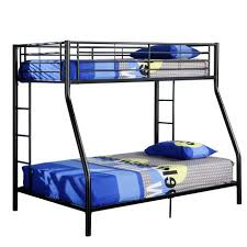 Twin Over Double Bunk Bed Black Walmart Canada - Double double bunk bed