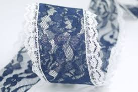 navy blue lace ribbon lace ribbon bulk ribbon supply king enterprise co ltd