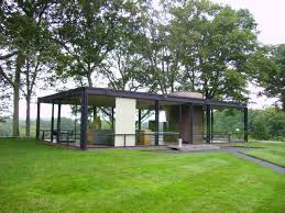 Glass House Floor Plan Contemplating Modernism The Evolving Critic