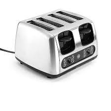 Toastess Toaster Ge 4 Slice Toaster Walmart Com