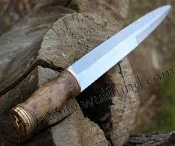forged knives hand made viking celtic knives wulflund com scian skean irish dirk dagger