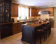 Merillat Kitchen Islands Merillat Classic Tolani In Oak Pecan Merillat Cabinetry