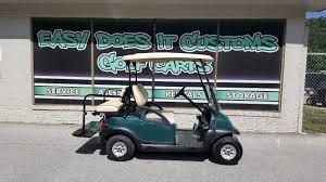 2011 electric club car precedent golf cart easy does it customs llc