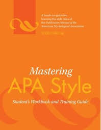 Amazon com  Concise Rules of APA Style                  American     Amazon com Mastering APA Style  Student     s Workbook and Training Guide