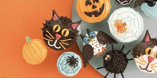 scary halloween 35 halloween cupcake ideas recipes for cute and scary halloween