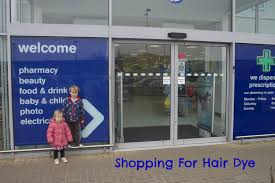 boots shop how to colour your hair at home purple ella