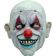 crappy the clown scary mask clothing