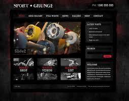 sport grunge wordpress shop by dtbaker themeforest