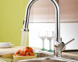popular of kitchen sink and faucet in house renovation plan with