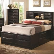king size bed frames with storage moylc design frame drawers