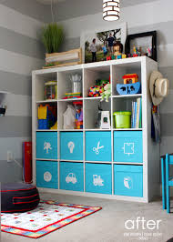 Ikea Wall Storage by Furniture Pretty Ikea Toy Storage In White And Blue Nuance Filled