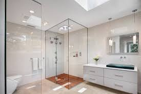 Bathroom Shower Floor Ideas Teak Wood Shower Floor Home Design