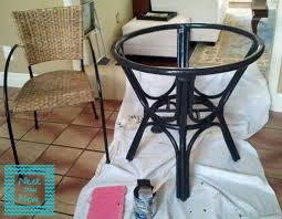 painting rattan furniture furniture decoration ideas