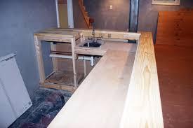 basement bar room