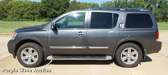 nissan armada wheel size 2010 nissan armada suv item db4052 sold august 16 vehic