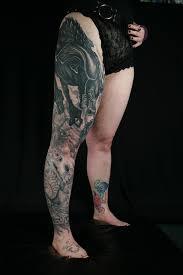 my tattoo designs alien vs predator tattoo
