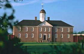 Public Hospital The Colonial Williamsburg ficial History