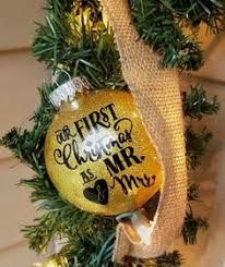 wedding ornament ornament married