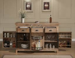 Modern Sideboards And Buffets Sideboard Cabinet Dining Room With Wine Rack Entrancing Design