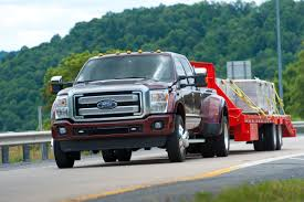 Ford F450 2015 F 450 Gets Best In Class Towing Nod Using Sae J2807 Standard