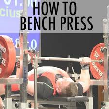 Top Bench Press How To Bench Press Top 5 Tips U2013 Spartansuppz