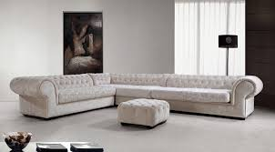 Gray Microfiber Sectional Sofa by Sectional Sofa With Ottoman Unique Brown Modern Wool Tables Large