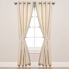 Outdoor Curtains With Grommets Buy Outdoor Grommet Curtains From Bed Bath U0026 Beyond