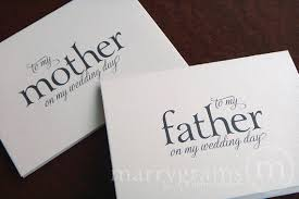 parents gift wedding gifts for parents on wedding day wedding cards to your and