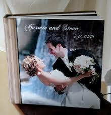 Our Wedding Photo Album Wedding Albums U2014 Wally Spice Photography