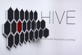 Hive Modular Design Ideas Hive Modular Speakers Sound Pinterest Speakers