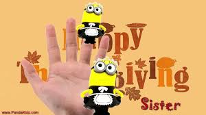 happy thanksgiving minions festival collections