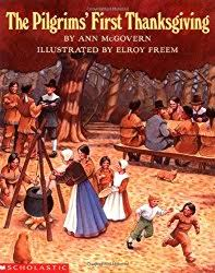 books about the pilgrims for gift of curiosity