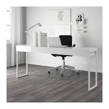 ikea bureau besta bestå burs desk high gloss white 180x40 cm ikea regarding ikea besta