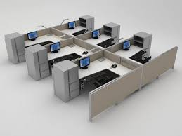 Open Plan Office Furniture by Office Furniture Outlet Knoxville Tn Cubicle Systems Open Plan