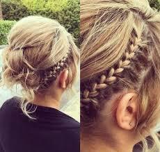 braid styles for thin hair bouffant and braid updos for thin hair