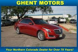 2005 cadillac cts kbb greeley used cadillac cts v vehicles for sale