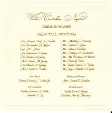 wedding sles wedding invitation sle with entourage style by modernstork