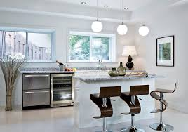 swivel bar stools u2013 a trendy seating in contemporary kitchens