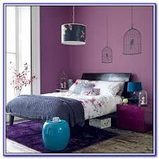 best colors to go with purple painting home design ideas